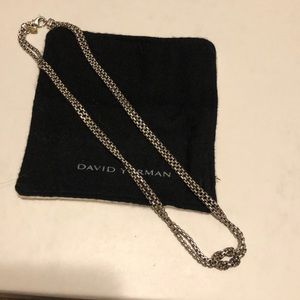 david yurman - necklace